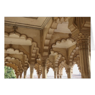Indian Architecture Note Card