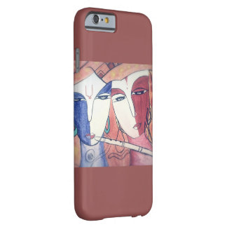 Indian art barely there iPhone 6 case