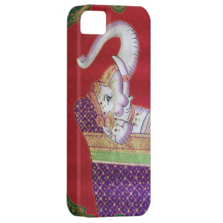 Indian art elephant iphone case