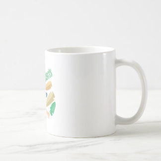 Indian Artifacts Basic White Mug