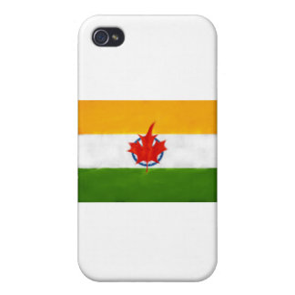 INDIAN CANADIAN FUSION iPhone 4/4S COVERS