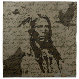 Indian chief napkin