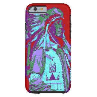 Indian Chief Pop Art Tough iPhone 6 Case