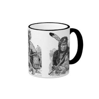 Indian Chiefs Mug