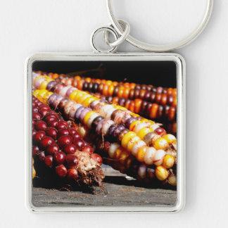 Indian Corn Keychain