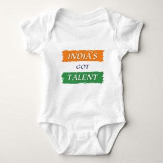 Indian Cricket Baby Bodysuit