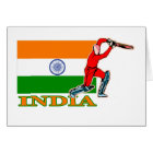 Indian Cricket Player Card
