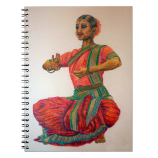 Indian dance I Notebook