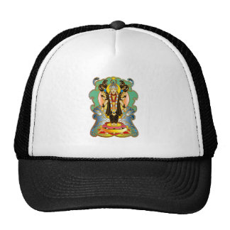 Indian divinity indian deity hat