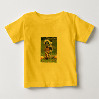 INDIAN DOG & PILGRIM CAT BABY T-Shirt