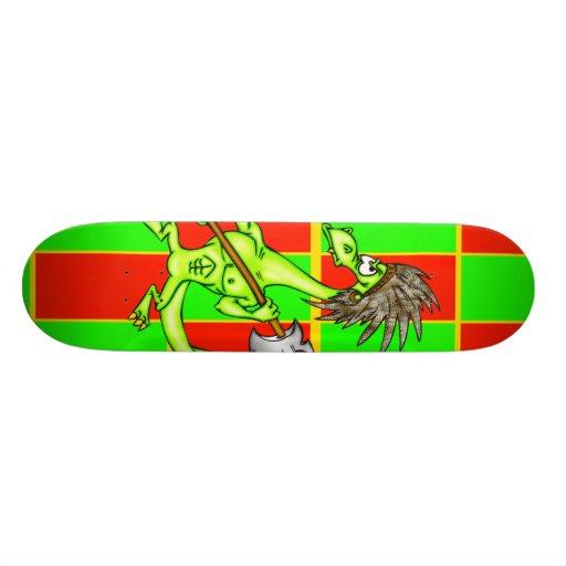 Indian Dragon Skate Decks
