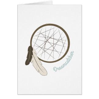 Indian Dreamcatcher Card