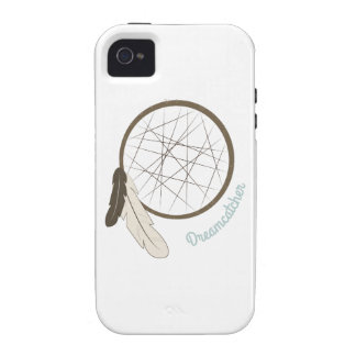 Indian Dreamcatcher Case-Mate iPhone 4 Cases
