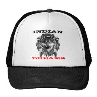 Indian dreams cap