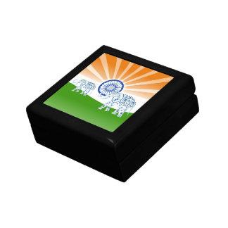 Indian elephant gift box