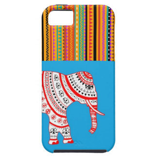 Indian Elephant iPhone 5 Cases