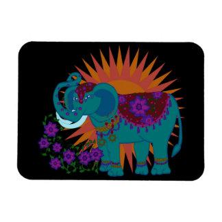 Indian Elephant Magnet