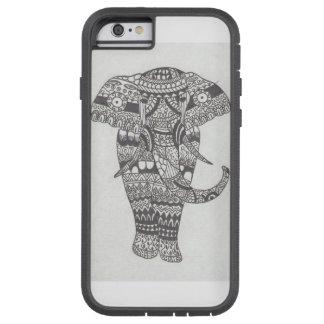 Indian elephant tough xtreme iPhone 6 case