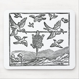 Indian Fairy Tale Mouse Pad