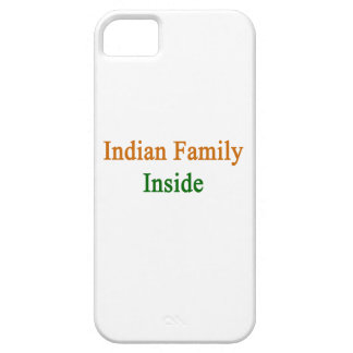 Indian Family Inside Case For iPhone 5/5S