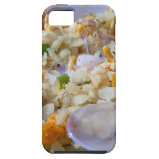 Indian fast food snack iPhone 5 cover