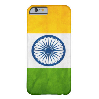 Indian Flag Barely There iPhone 6 Case