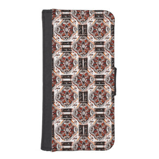 Indian Floral Tile Style Protective Sleeve