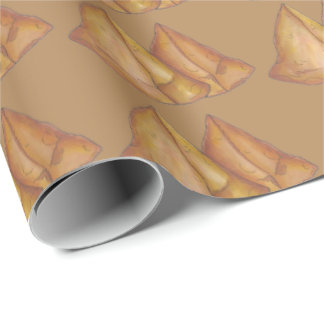 Indian Food Samosa Foodie Samosas Gift Wrap