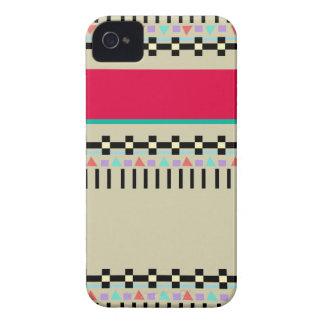 Indian Freestyle iPhone 4 Case-Mate Funda