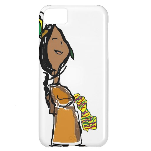 Indian Girl iPhone 5C Case