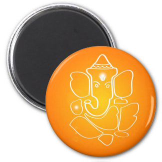 Indian God Ganesha - Magnet