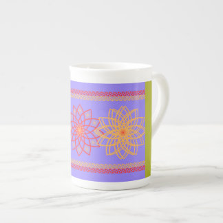 Indian inspired tea cup
