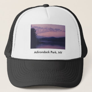 Indian Lake, Adirondack Park, NY Trucker Hat