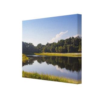 Indian Lake Canvas Print