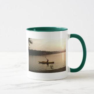 iNDIAN LAKE, NY SUNSET Mug