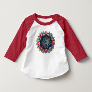 Indian Mandala T-Shirt