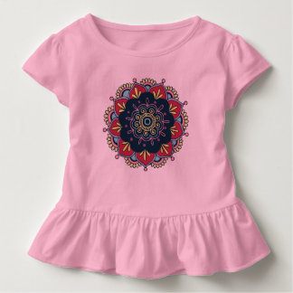 Indian Mandala Toddler T-Shirt