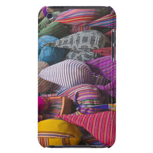 Indian Market, Miraflores, Lima, Peru Case-Mate iPod Touch Case