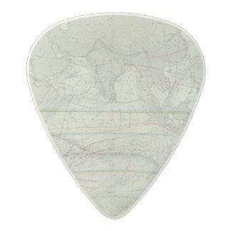 Indian Ocean 2 Acetal Guitar Pick