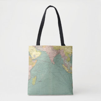 Indian Ocean 3 Tote Bag