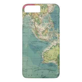 Indian Ocean cables, wireless stations iPhone 7 Plus Case
