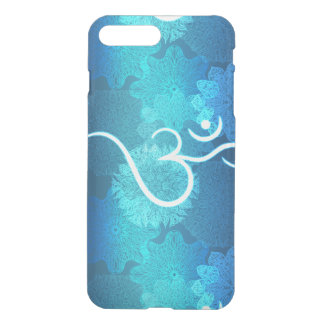 Indian ornament pattern with ohm symbol iPhone 8 plus/7 plus case