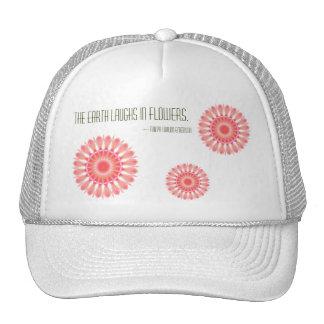 Indian Paintbrush Cap