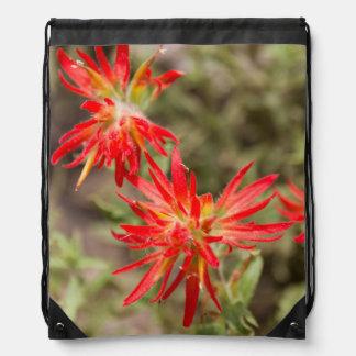 Indian Paintbrush Flowers Backpack