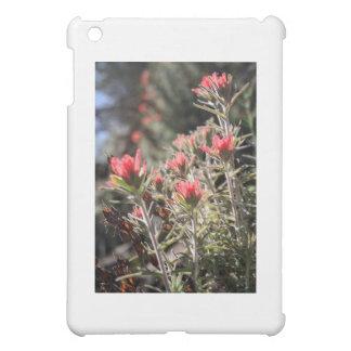 Indian Paintbrush iPad Mini Covers