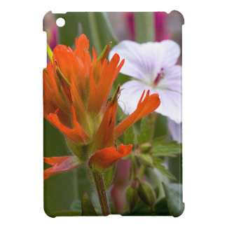 Indian Paintbrush Cover For The iPad Mini