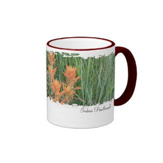 Indian Paintbrush Coffee Mugs
