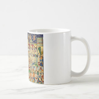 INDIAN PAINTING SRI RAMA DURBAR COFFEE MUG