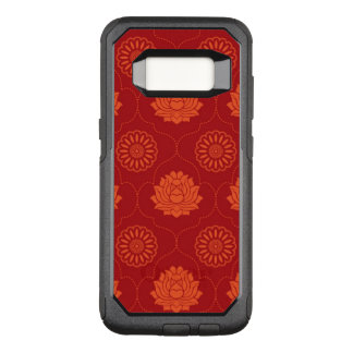 Indian Pattern OtterBox Commuter Samsung Galaxy S8 Case