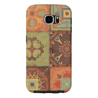 Indian Patterns Samsung Galaxy S6 Cases